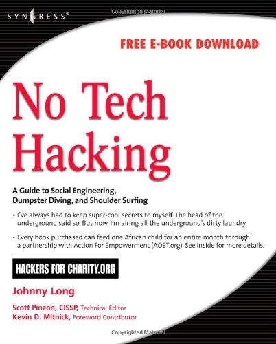 Download No Tech Hacking A Guide To Social Engineering Dumpster