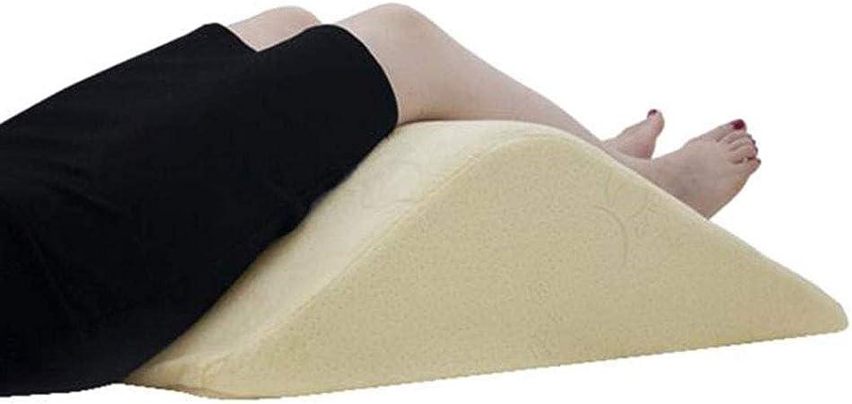 Cuscino Per Alzare Le Gambe.Dongbala Leg Cuscino Del Cuneo Gambe Memory Foam Torna Hip Pain