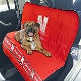 Nebraska Cornhuskers Premium Pet Dog Waterproof Car Seat Cover