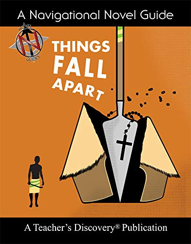 Things Fall Apart Novel Guide Book (Summary Of The Novel Things Fall Apart)