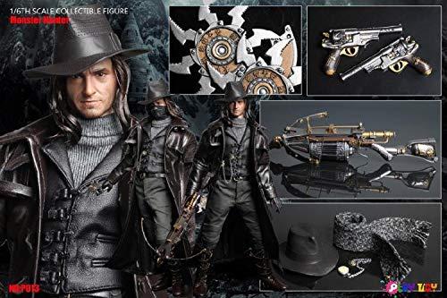 AF.Fun Play Toy P013 1/6 Soldier Set Monster Hunter Van Helsing Hugh Jackman Set -