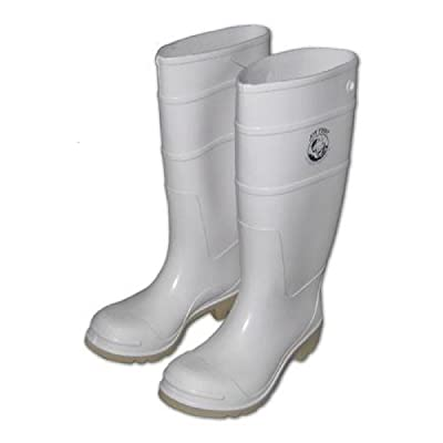Joy Fish white boots | Rain
