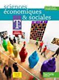 img - for sciences  conomiques et sociales ; terminale ; format compct book / textbook / text book