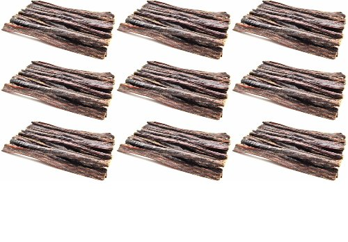 ValueBull USA Beef Jerky Dog Chews, 12in 9lb