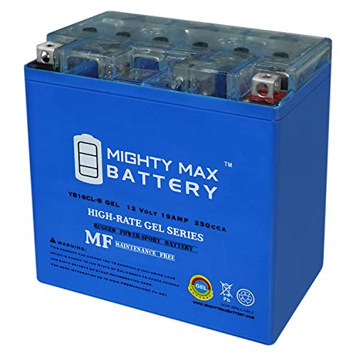 Mighty Max Battery YB16CL-B