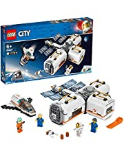 LEGO City Lunar Space Station 60227 Building Kit