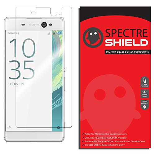 Tempered Glass For Sony Xperia XA (Clear) - 2