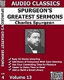 Spurgeon Sermons   Spurgeon's Greatest Sermons Cd