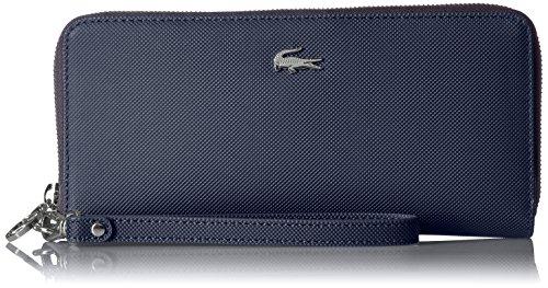 XLARGE WRISLET ZIP WALLET, NF2498DC Wallet, PEACOAT, One Size by Lacoste (Image #1)