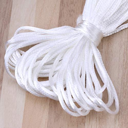 ZOUCY 5M Cadena de Chupete Cordón 1.5 MM 7Th Collar de ...