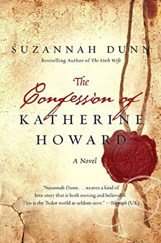 book cover of The Confession of Katherine Howard