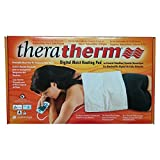 "Chattanooga Theratherm Digital Moist Heating Pad, Small (7"" x 15"")"