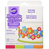 Wilton Fondant, Decorator Preferred, Neon, 499g (17.6 oz), Pack of 5 colours
