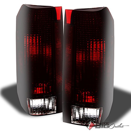 1992 1995 Tail Light - 6