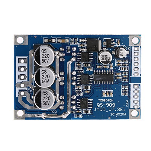 KKmoon DC 12V-36V 500W Brushless Motor Controller Hall Motor Balanced Car Driver Board