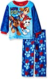 Nickelodeon Baby Toddler Boys' Paw Patrol 2-Piece Pajama Set, Lets Go Blue, 2T
