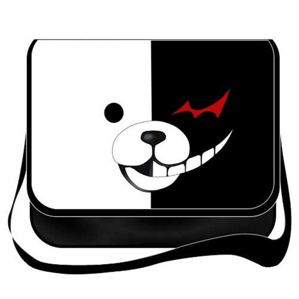 Siawasey Danganronpa Anime Cosplay Cross-body Handbag Backpack Messenger Bag Shoulder Bag