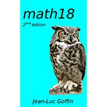math18 2ème édition (French Edition)