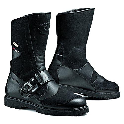 Sidi Canyon Gore-Tex Motorcycle Boots BLACK SZ 11.5/46