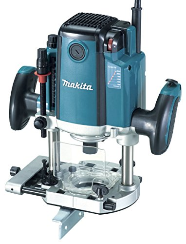Makita RP2301FC 3-1/4 HP Plunge Router (Variable Speed) Review