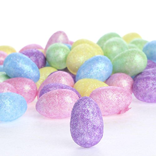 factory-direct-craftr-package-of-70-assorted-pastel-glittered-mini-styrofoam-eggs-for-easter-craftin