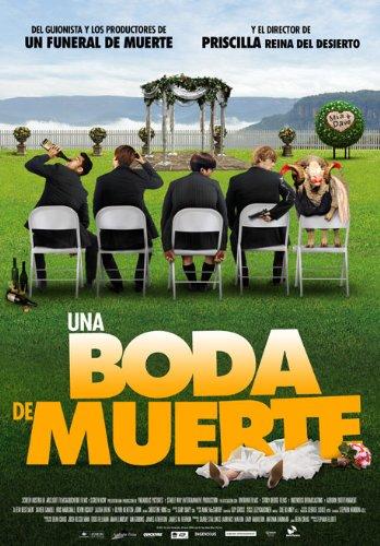 Una boda de muerte [Blu-ray]: Amazon.es: Xavier Samuel, Laura ...