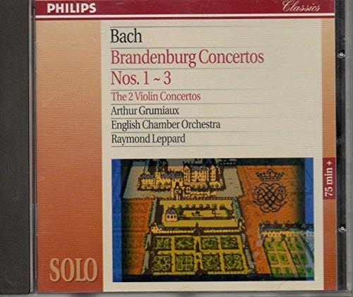 Brandenburg Concertos Violin - 9