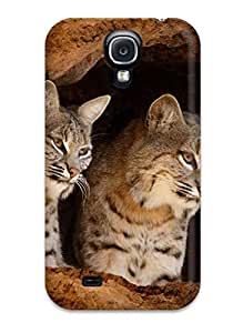 Amanda W. Malone's Shop Hot 6311245K38643800 New Style Hard Case Cover For Galaxy S4- Lynx