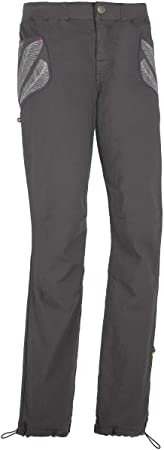 E9 Onda Slim 2 Pantaloni lunghi da donna Iron 2020