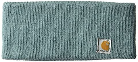 Carhartt Women's Acrylic Headband, Sea Glass, One Size - Dungaree Collection