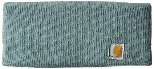Carhartt Women's Acrylic Headband, Sea Glass, One Size