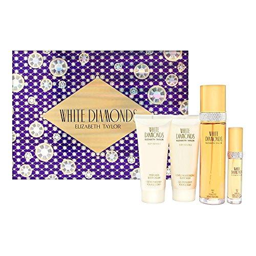White Diamonds Body Cream - White Diamonds by Elizabeth Taylor for Women, Set