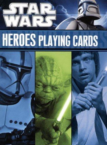 Star Wars Heroes Playing Cards Full Deck by Cartamundi