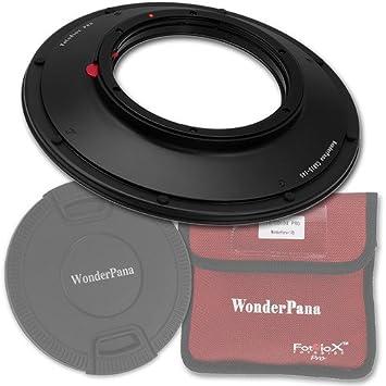 WonderPana 145 Adaptador de Filtros 145mm con Tapa de Lente para el ...