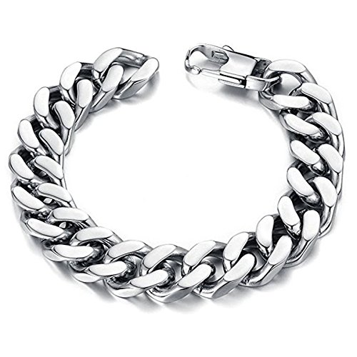 Heavy Bracelets Powerful Stainless Bracelet