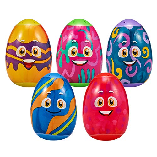 Peek & Play Surprise Eggs by Chuchu TV: ABC Starter Set (Best Kinder Egg Toys)