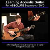 Buy Learn To Play Acoustic Guitar - For Absolute Beginners - Best DVD Learning Method