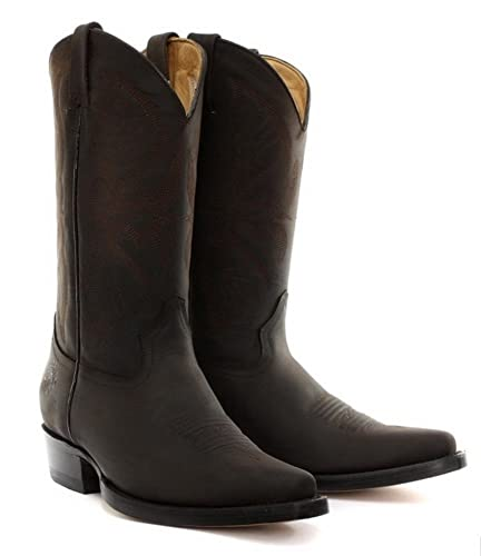 Louisiana, Bottes homme - Marron (Brown), 40 EUGrinders