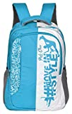 Polo Class Polyester 31 L Sky Blue 15.6 inch Laptop Backpack