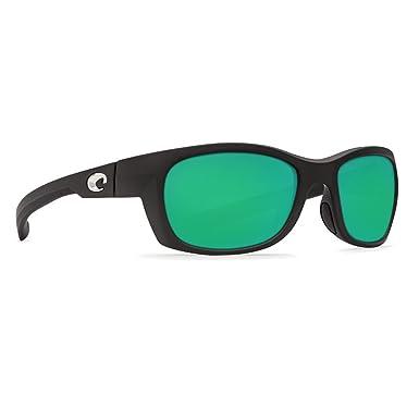 179f7a5a7fc Amazon.com  Costa Del Mar Men s Trevally Sunglasses (Matte Black ...