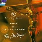 Haydn: Seven Last Words (quartet version) By…
