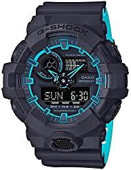 Casio GA700SE-1A2 Navy Blue 53.4mm Resin G-Shock GA-700 Mens Watch
