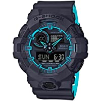 Casio GA700SE-1A2 Navy Blue 53.4mm Resin G-Shock GA-700 Men's Watch