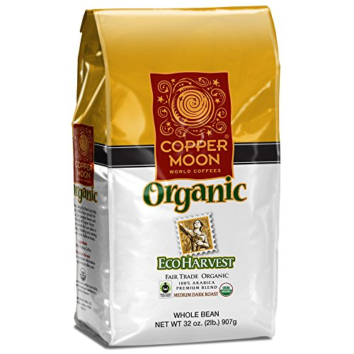 Copper Moon Organic Coffee Harvest product image