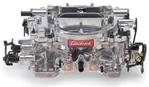 Edelbrock 1805 Thunder Series 650 CFM Square Bore 4-Barrel Manual Choke New Carburetor