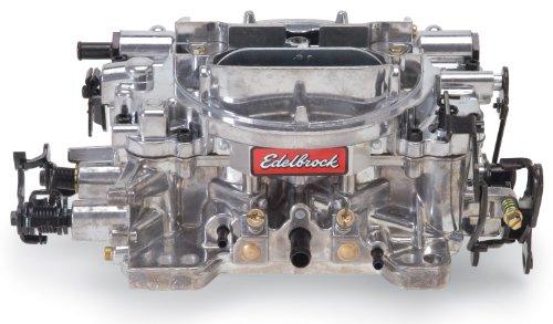 Edelbrock 1805 Thunder Series 650 CFM Square Bore 4-Barrel Manual Choke New Carburetor (Edelbrock Carburetor compare prices)