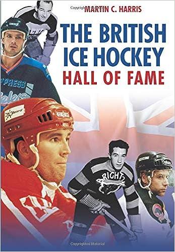 The British Ice Hockey Hall Of Fame Amazon Co Uk Harris