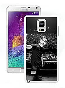 Popular And Durable Designed Case With Papers Co Hd Martin Garrix Dj Celebrity Music White For Samsung Galaxy Note 4 N910A N910T N910P N910V N910R4 Phone Case