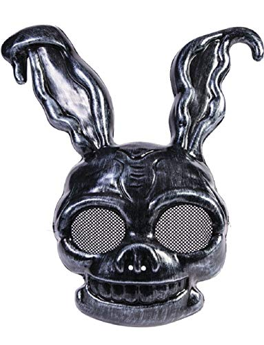 Adult's Undead Zombie Animal Dark Bunny Mask Costume Accessory -