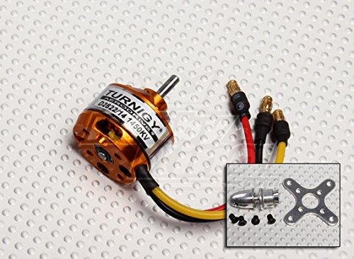 HobbyKing D2822/14 Brushless Outrunner 1450kv ()
